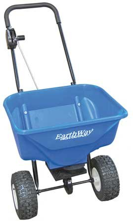 65 lb. Capacity Broadcast Spreader by Earthway