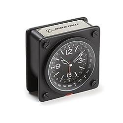 Boeing Pilot's World Time Alarm Clock