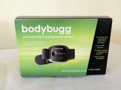 bodybugg (version 3) calorie management system: w/ 6 months online nutrition: BLACK - Online W Shop