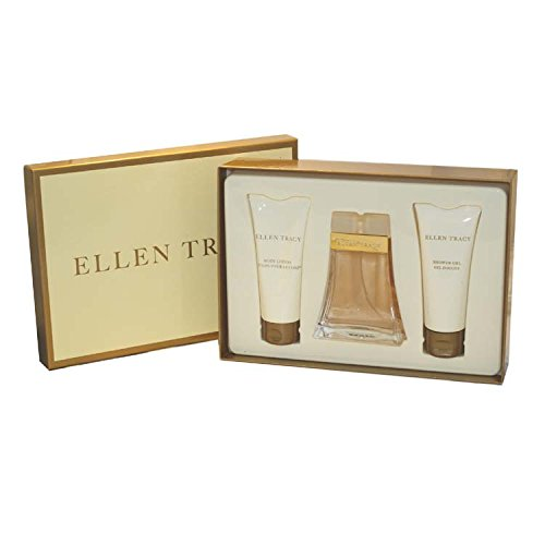 Ellen Tracy Gift Set Perfume for Women, 3 ()