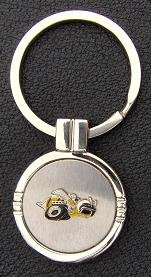 Super Bee Keychain with Free Engraving