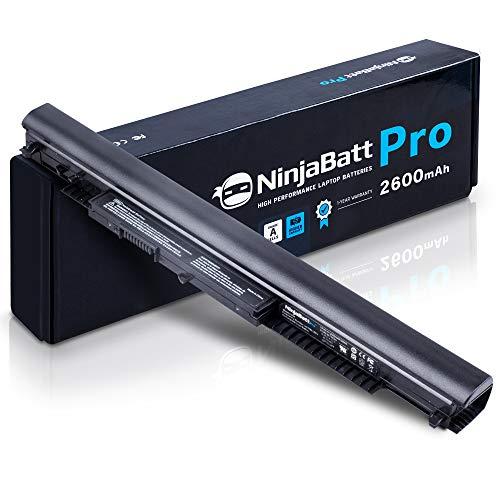 NinjaBatt Pro Laptop Battery for HP HS04 HS03 807956-001 807957-001 807612-421 807611-221 240 G4 HSTNN-LB6U HSTNN-DB7I HSTNN-LB6V TPN-I119 807611-421 807611-131 - Samsung Cells - [4 Cells/2600mAh]