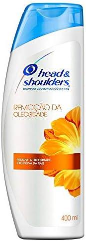 Shampoo De Cuidados Com A Raiz Head & Shoulders Remoção Da Oleosidade 400Ml, Head & S