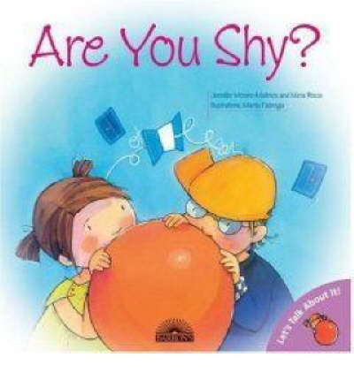 Are You Shy? (Let's Talk about It Books) (Paperback) - Common