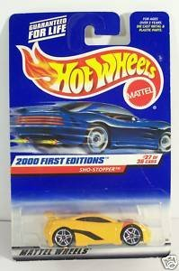 (Hot Wheels Sho-Stopper 5 Spoke