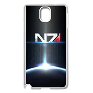 Mass Effect Samsung Galaxy Note 3 Cell Phone Case White 91INA91280435