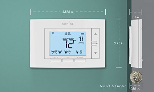 Emerson Thermostat for Home, Version, Works Energy