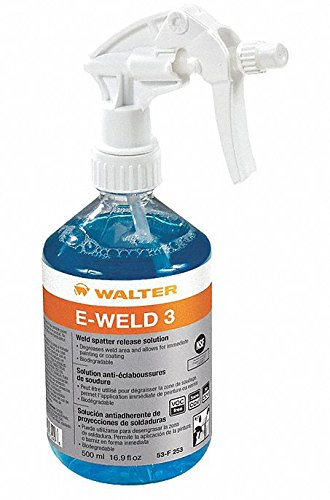 Walter Surface Technologies Anti-Spatter, Trigger Spray, 16.9 oz.: Amazon.com: Industrial & Scientific