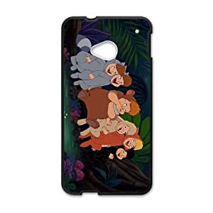 Disney Peter Pan Character Cubby HTC One M7 Cell Phone Case Black Zlrqw