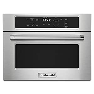 KITCHENAID KMBSESS BuiltIn Microwave With Trim Kits - Abt microwaves