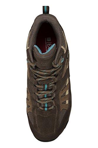 initialisations Vibram Respirables Les Dames imperméables Chaussures Femmes de Marron l'eau à Warehouse d'été Chaussures Champ Field Mountain des de aRqwItEx