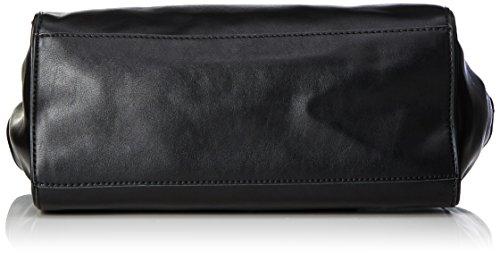 Tamaris Babette - cartella Donna, Schwarz (Black), 10.5x24x28 cm (B x H T)