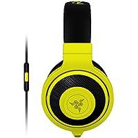Razer Kraken Mobile Analog Music & Gaming Headset-Neon Yellow