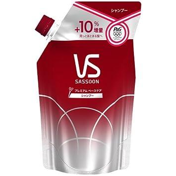 【限定品】ヴィダルサスーン ベースケア シャンプー つめかえ10%増量 385ml