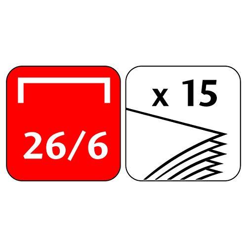 Maped Ergologic Spillatrice tascabile 24//6 e 26//6 colori assortiti 1 pezzo