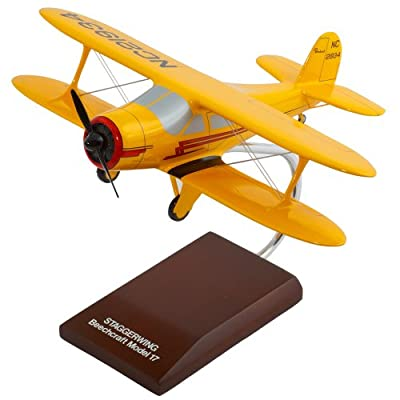 Mastercraft Collection G-17 Staggerwing model Scale: 1/32
