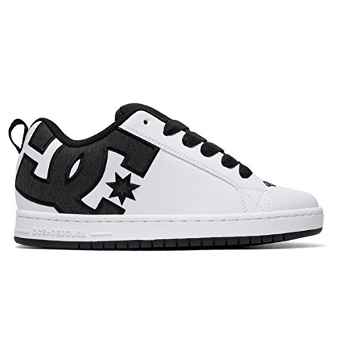 Xkww Shoes Sneaker Short Graffic Short da uomo Dc bianco pAnz8vA
