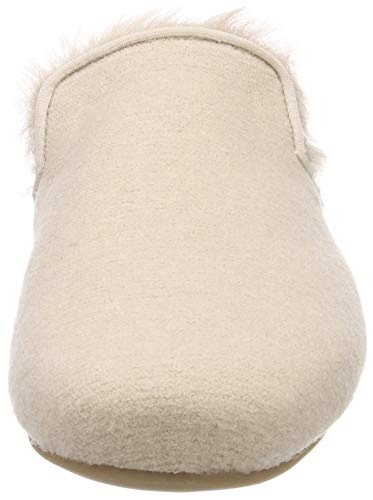 Pantoffel Mit Fellborte Beige Living 114 Pantofole Kitzbühel Donna cipria 5wUnWEzq
