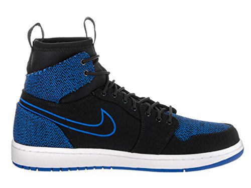 Nike 844700-007, Scarpe da Fitness Uomo Nero (Black / Sport Royal / Black / White)