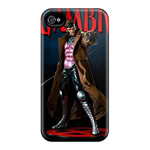 Excellent Hard Phone Case For Iphone 6 With Unique Design High-definition Gambit I4 Pattern RichardBingley