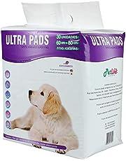 Tapete Higiênico para Cães Ultra Pads Aroma de Lavanda 80cmx60cm 30und