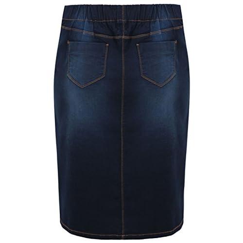 Jaycargogo Womens Fashion Low Rise Jeans Washed Straight-Leg Denim Pants