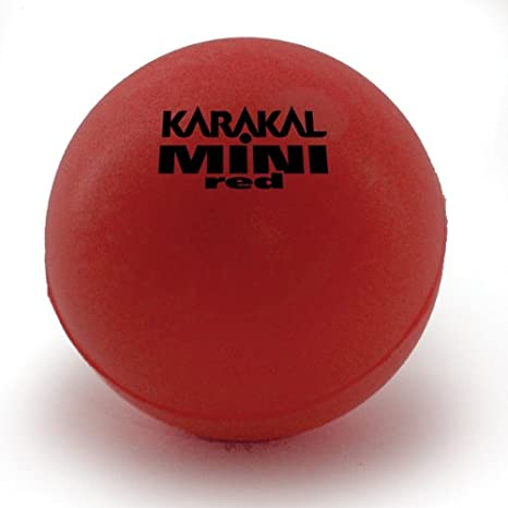 Karakal Mini Espuma Pelota de Tenis (Juego de 12): Amazon.es ...