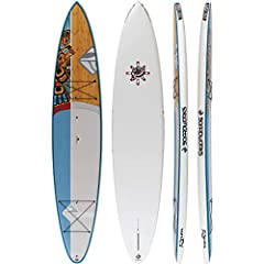The Board works Raven is a mid-sized touring and expedition board, similar to the Great Bear, however its smaller size and volume allows for a more manageable handling experience. This exceptionally fast board is great for touring and expedit...