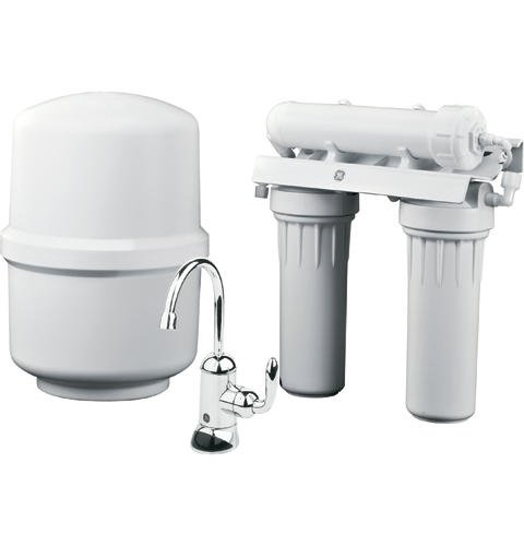 GE Reverse Osmosis Filtration GXRM10RBL