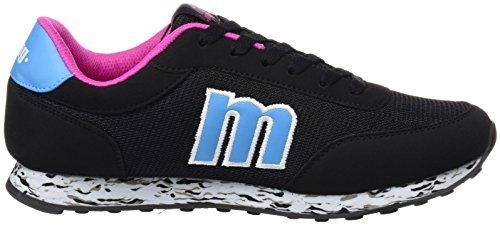 de Negro Negro para Deporte Chica MTNG Raspe Zapatillas Funner Mujer qnx0tAF4Pw