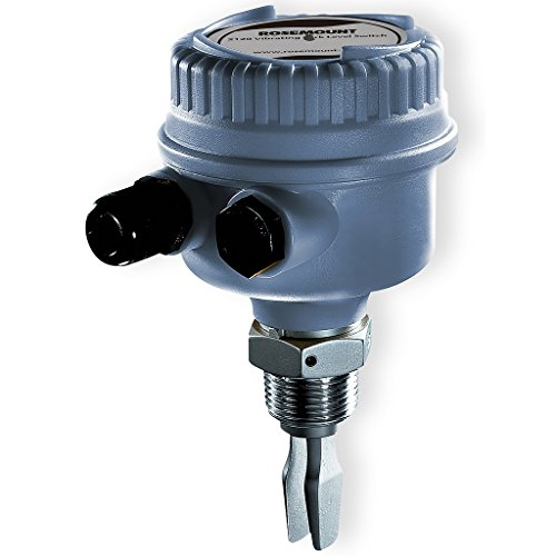 Rosemount 2120D1DV1E5YA0000 Level Switch, aluminum housing, Relay DPCO, standard length fork, 1-in. NPT Thread, FM Explosion-proof - Explosion Proof Level Switch