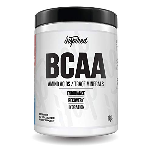 Inspired Nutraceuticals BCAA Amino Acids, Electrolytes, Hydration, Optimization Galaxy Pop 30 Servings