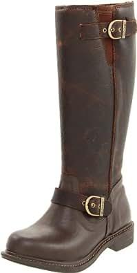 Amazon Com Bogs Women S Mckenna Leather Rain Boot Rain