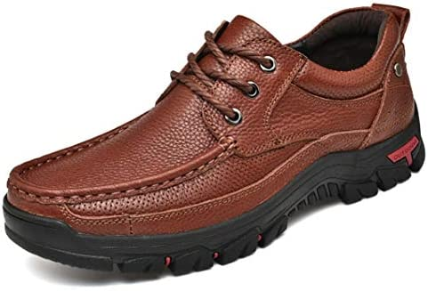 メンズ ウォーキングシューズ 本革 軽量 幅広 3E EEE カジュアルシューズ 紐 黒 茶色 大きいサイズ ビジネスシューズ スニーカー 防滑 衝撃吸収 クッション性 紳士靴 父の日 柔らかい通勤 散歩 靴 くつ