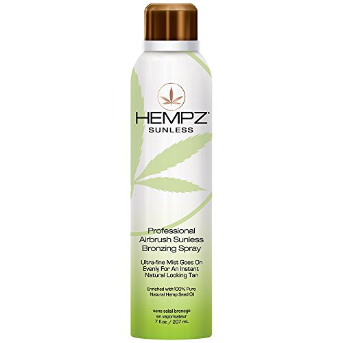 Hempz Airbrush SUNLESS BRONZING SPRAY