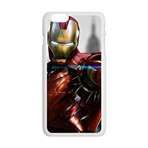 RHGGB Iron Man Design Pesonalized Creative Phone Case For Iphone 6 Plaus