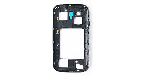 Amazon.com: Middle Plate Silver Frame for Samsung Galaxy ...