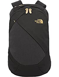 The North Face Isabella Backpack - Women's - black heather/24k gold, one size