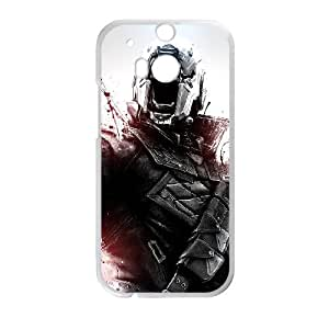 HTC One M8 Cell Phone Case White Destiny Sczrv