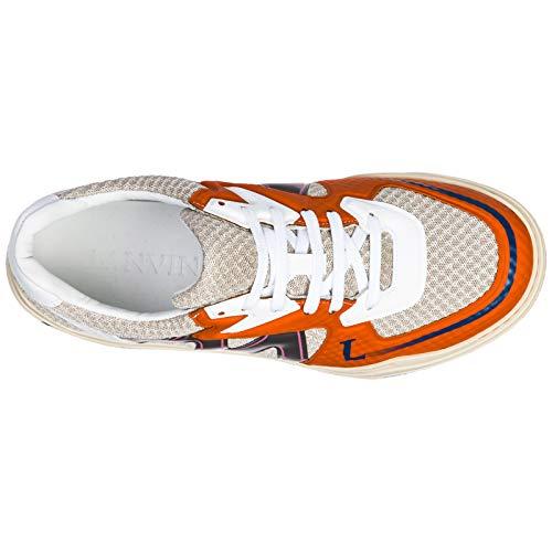 orange Diving Uomo Lanvin Sneakers Beige Oqn1B