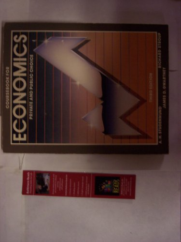 Coursebook for Economics: Private and Public Choice