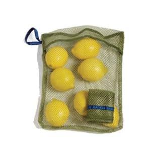 BAGGU Eco Friendly Farmer's Market Produce Bag, 3 Pack - Small