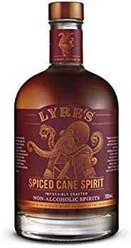 Lyre's Spiced Cane Non-Alcoholic Spirit - Spiced Rum Style | Award Winning | 23.7 F