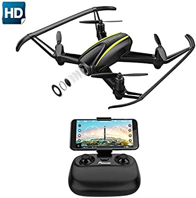 Potensic Drone con cámara 720P HD, RC Quadcopter RTF Altitude Hold ...