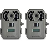 Stealth Cam G42NGNC 10MP HD IR Game Trail Camera, 2 Pack (Certified Refurbished)