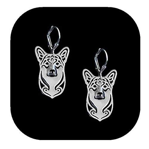 (Welsh Corgi Earrings Animal Earrings Corgi Jewelry Corgi Earrings)