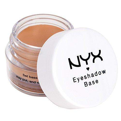 NYX Cosmetics Eye Shadow Base, Skin Tone, 0.25 Oz (Packaging May Vary) (Cosmetic Base)