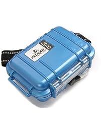 Pelican i1010 Waterproof Case for iPod (Blue)