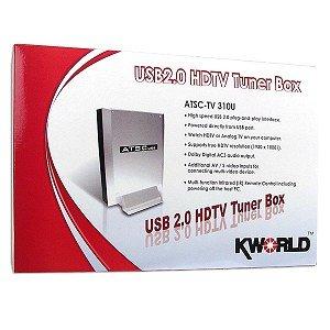 KWorld ATSC 310U TV Tuner Driver