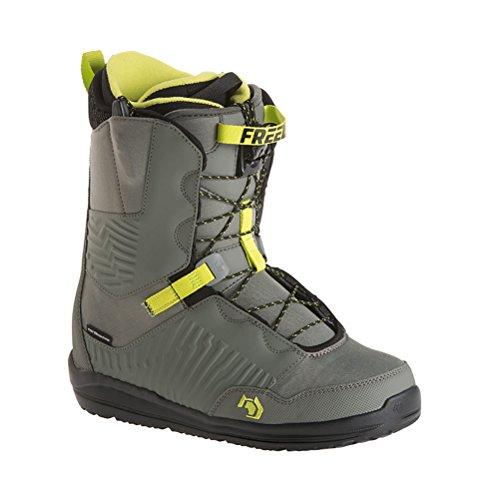 Northwave Freedom Snowboard Boots - 8.5/Grey